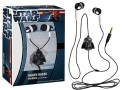 Star Wars Darth Vader Ear Bud Headphones