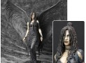 Fantasy Figure Gallery Lilith Malefic Time Resin Statue