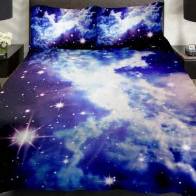 Galaxy Duvet Cover Galaxy Teen Bedding