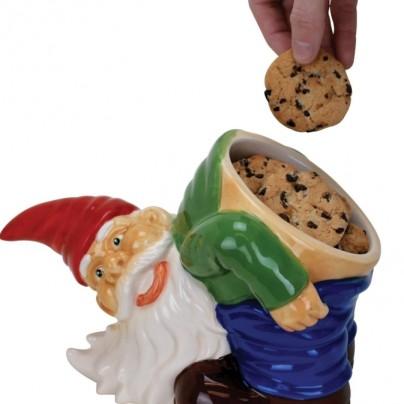 Gnome Cookie Jar