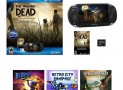 Holiday Walking Dead Vita Bundle
