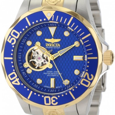 Invicta Men's Steel Watch