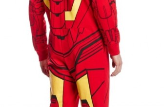 Iron Man Men's All Jumpsuit