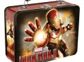 Iron Man Tin Tote