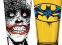 Joker and Batman 2 Pack Gift Pint Glass Set