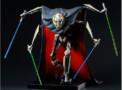 Star Wars General Grievous ArtFX Statue