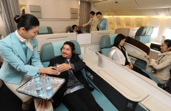 The Best First Class Flights