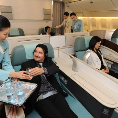 The Best First Class Flights