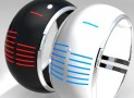 LED Bars Lady Concept Watch Design
