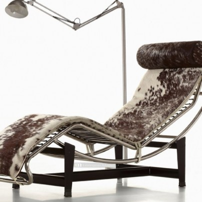 Le Corbusier Chaise Lounge Chair