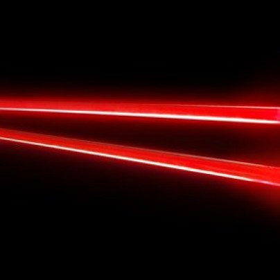 Light-Up Drumsticks Red
