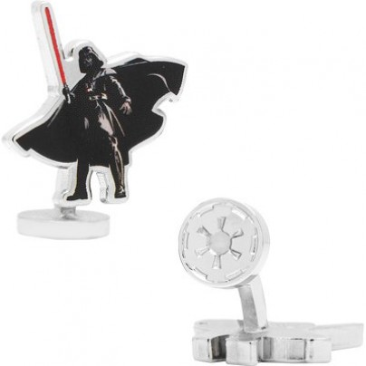 Men's Star Wars Darth Vader Action Cufflinks