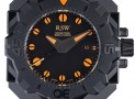 Men's Water Resistant Rubber Watch