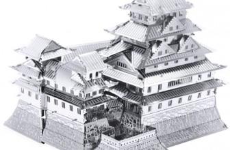 Metal Earth 3D Laser Cut Model – Himeji Castle