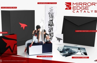 Mirror's Edge Catalyst Collector's Edition – PlayStation 4