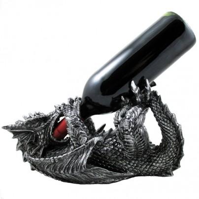 Mythical Dragon Wine Bottle Holder