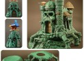 He-Man Masters of the Universe Castle Grayskull Statue Deluxe Accessory Kit