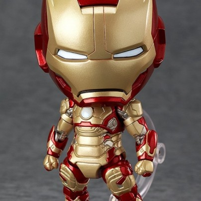 Nendoroid Iron Man 3 Iron Man Mark 42 Heroes Edition
