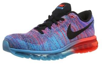 Nike Men's Flyknit Max Running Shoe
