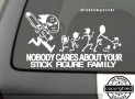 Nobody cares about YOUR STICK FIGURE FAMILY