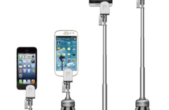 POPSCOPE Phone Mounts