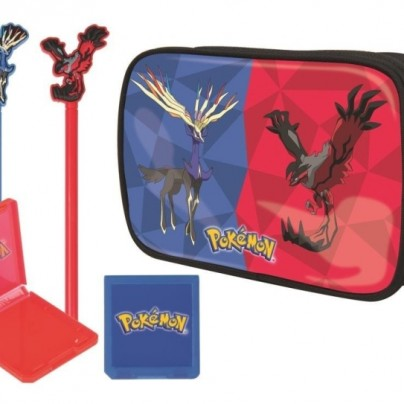 POWER A Pokemon X/Y Day Trip Kit – Nintendo 3DS