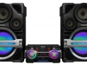 Panasonic Audio System with Max DJ Effect
