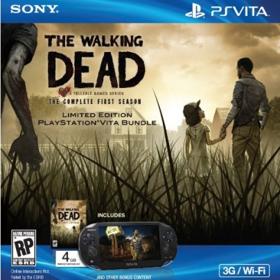 PlayStation Vita – The Walking Dead Bundle