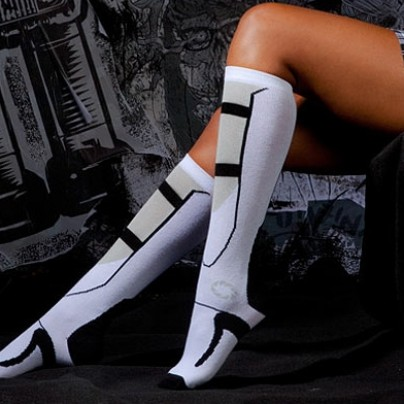 Portal 2 Long Fall Knee High Socks