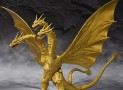 Premium Bandai S.H MonsterArts King Ghidorah Special Color Ver. Action Figure