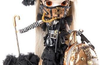 Pullip Dolls Byul Steampunk Rhiannon 10″ Fashion Doll Accessory