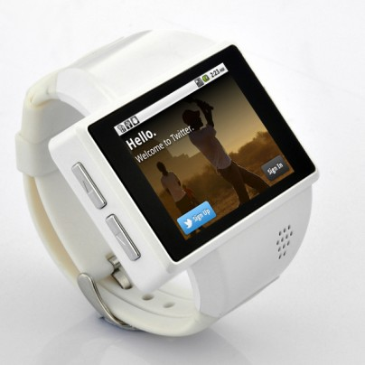 """Android Phone Wrist Watch """"Rock"""""""
