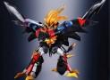 Robot Chogokin Genesic Gao Gai Gar Action Figure