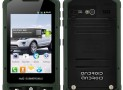 "3.5 Inch Rugged Android Smartphone ""Viridion"""