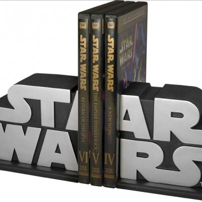 STAR WARS BOOKENDS Limited Edition