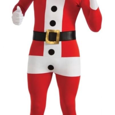 Skin Santa Full Body Stretch Bodysuit
