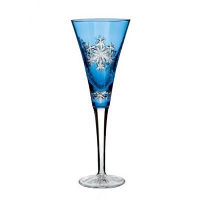Snowflake Wishes Goodwill Prestige Edition champagne flute