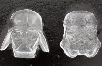 Star Wars Silicone Ice Cube Trays