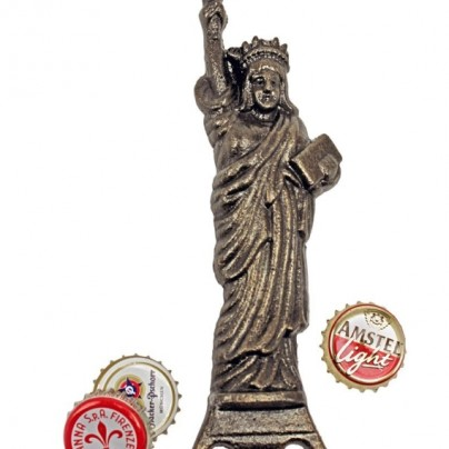 Statue of Liberty Bottle Opener
