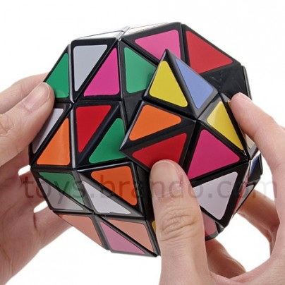 DIY Sticker 14-Surface 8-Color IQ Diamond