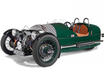The Authentic Morgan Three-Wheeler
