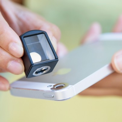 The Smartphone Spy Lens