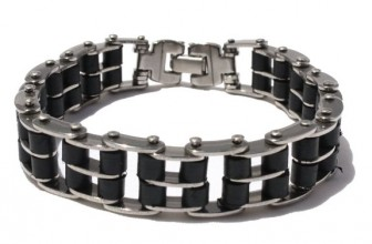 Titanium  Chain Fashion Bracelet