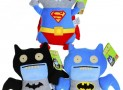 Ugly Dolls _ Trio of 3 Super Heros