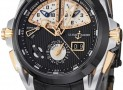 Ulysse Nardin Sonata Streamline Black Dial Mens Watch