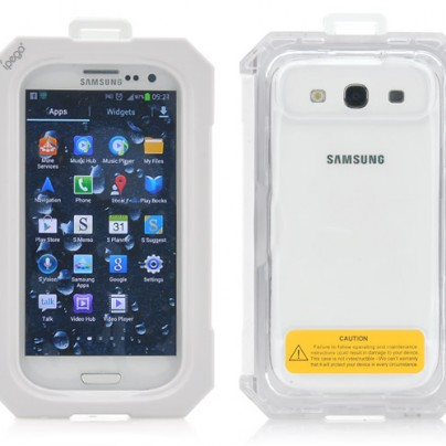 "Waterproof Case For Samsung Galaxy S3/S4 ""iPega"""