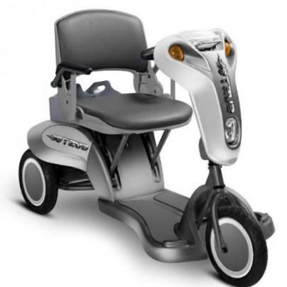 Wheel Folding Scooter