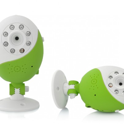 "WiFi Baby Monitor ""Egg-Go"""