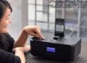 iPhone/iPod Dock with Wi-Fi Internet Radio