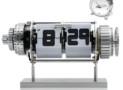 Electro-Mechanical Flip Clock